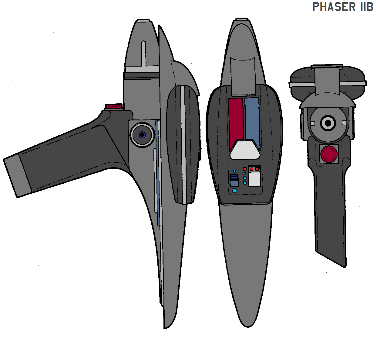 Phaser IIB by bagera3005