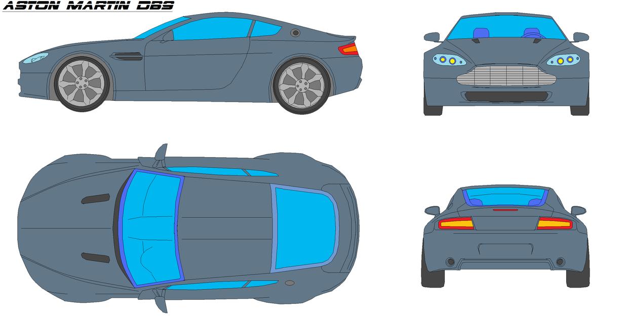 Aston Martin Db9 By Bagera3005 On Deviantart