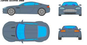 Aston Martin DB9 by bagera3005