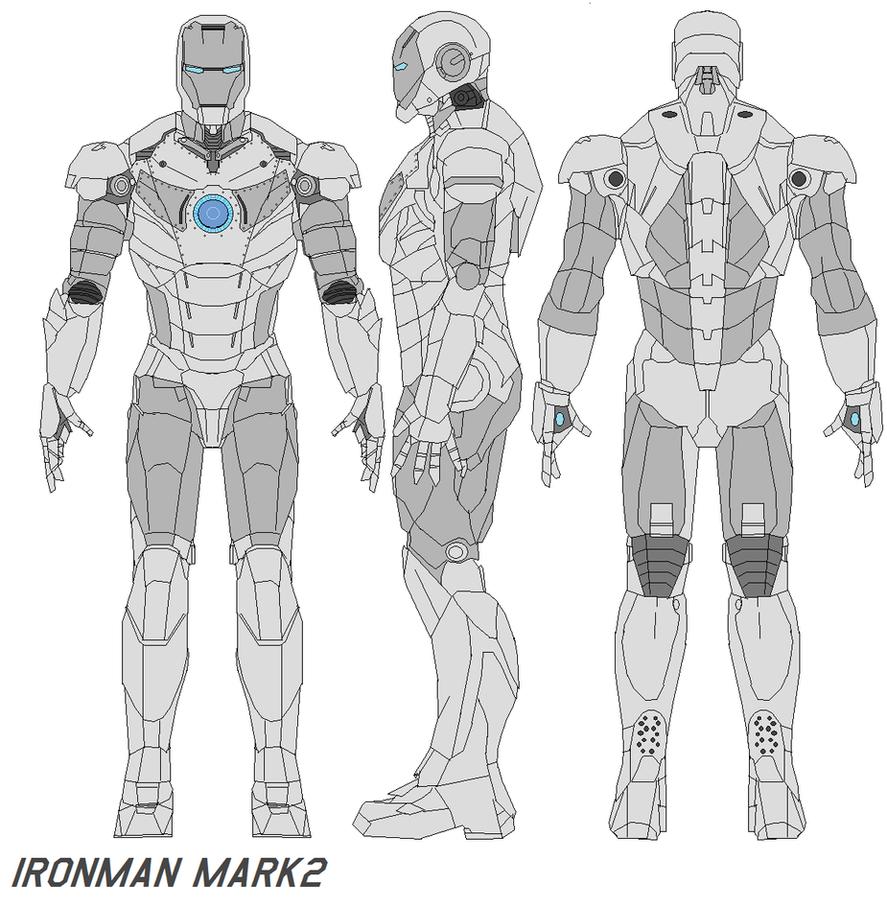 Iron Man Repulser Test Arm On Stand 2 3 By Suit Schematics Ironman Mark Armor Bagera3005 Deviantart