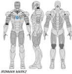 ironman mark 2 armor