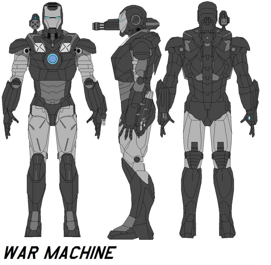 5adb8d1bf8 War Machine by bagera3005 on DeviantArt