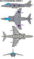 BAE Systems Boeing Harrier II