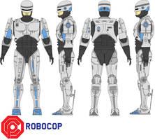 RoboCop by bagera3005
