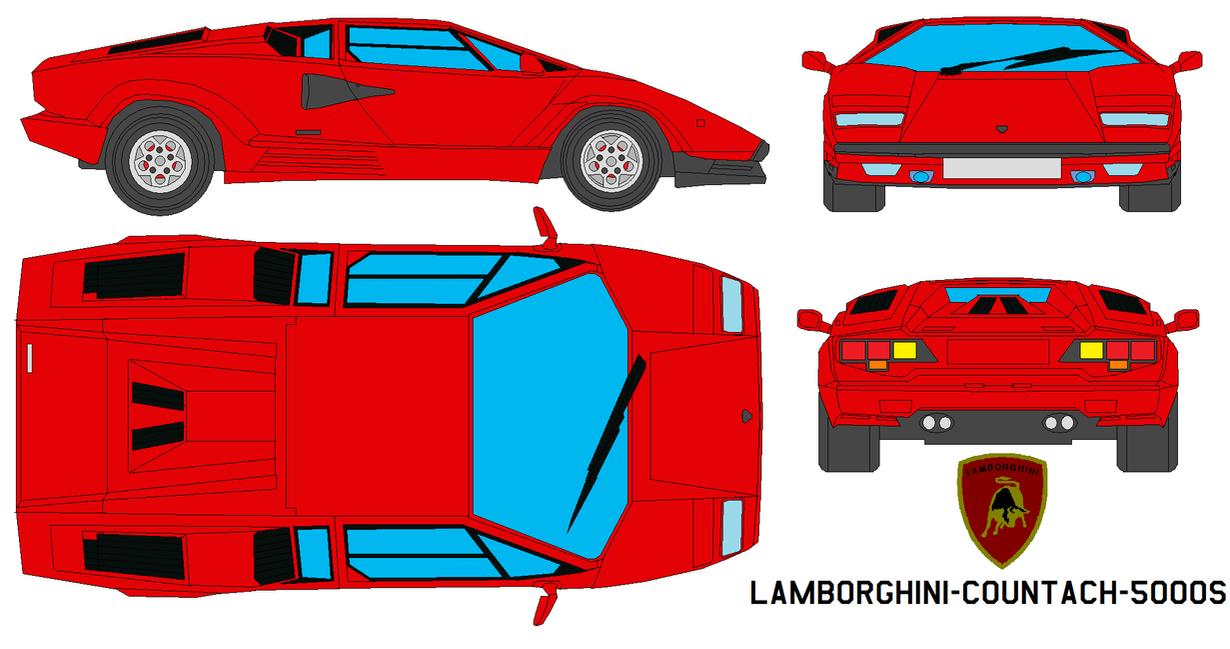 Image Result For Wallpaper Lamborghini Countach Video