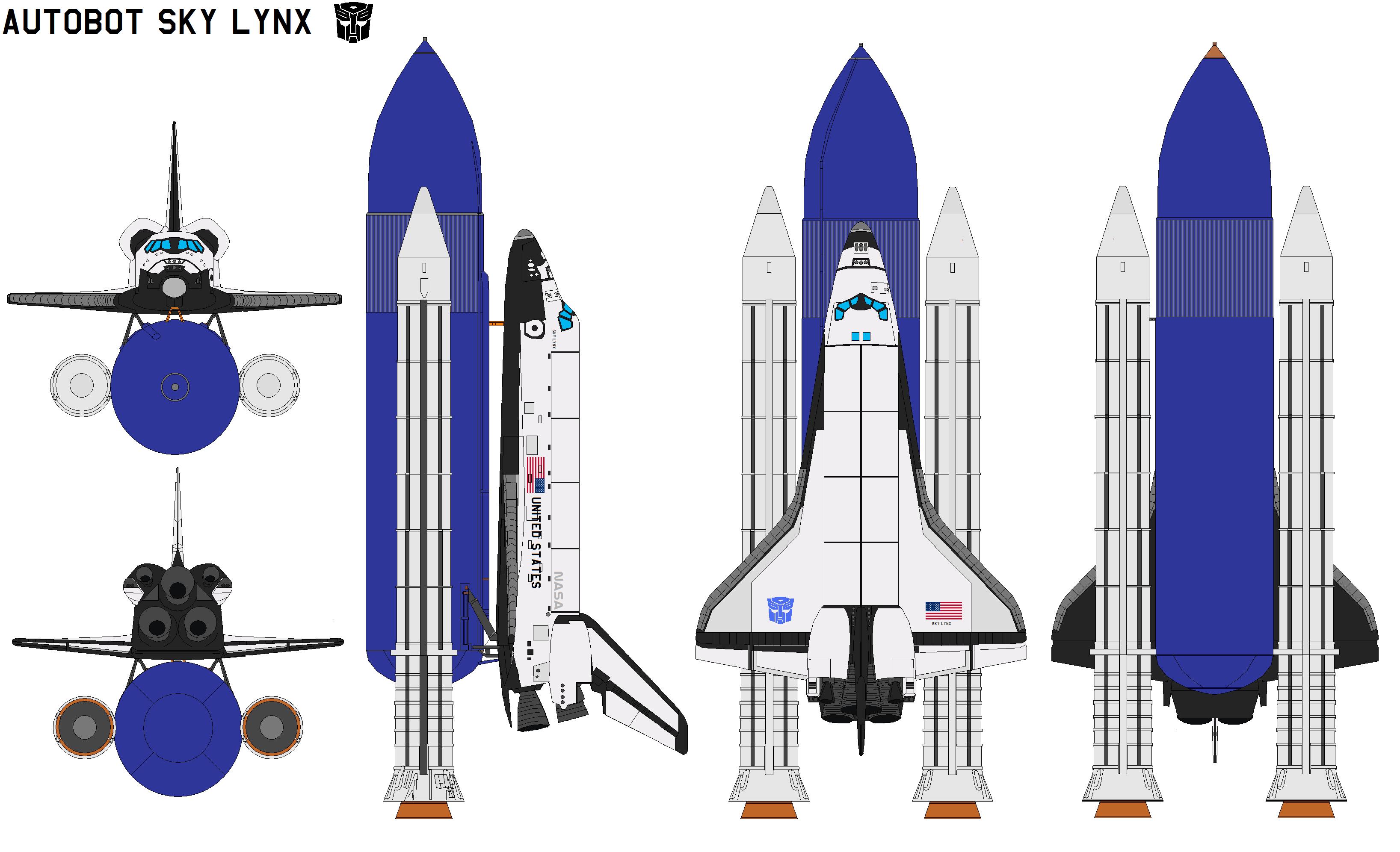 autobot space shuttle - photo #48