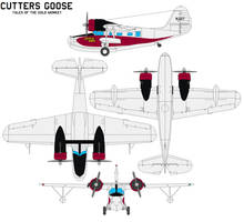 Cutter's Goose by bagera3005