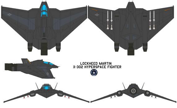 Lockheed Martin X-302