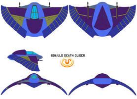 Goa uld Death Glider by bagera3005