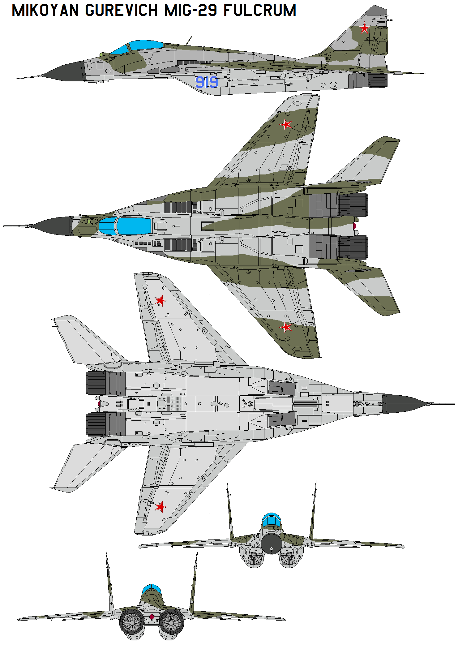 29 Best Young Selfies Images On Pinterest: MiG-29 FULCRUM By Bagera3005 On DeviantArt