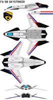 FA-38 Skystriker by bagera3005