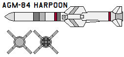 AGM-84 Harpoon