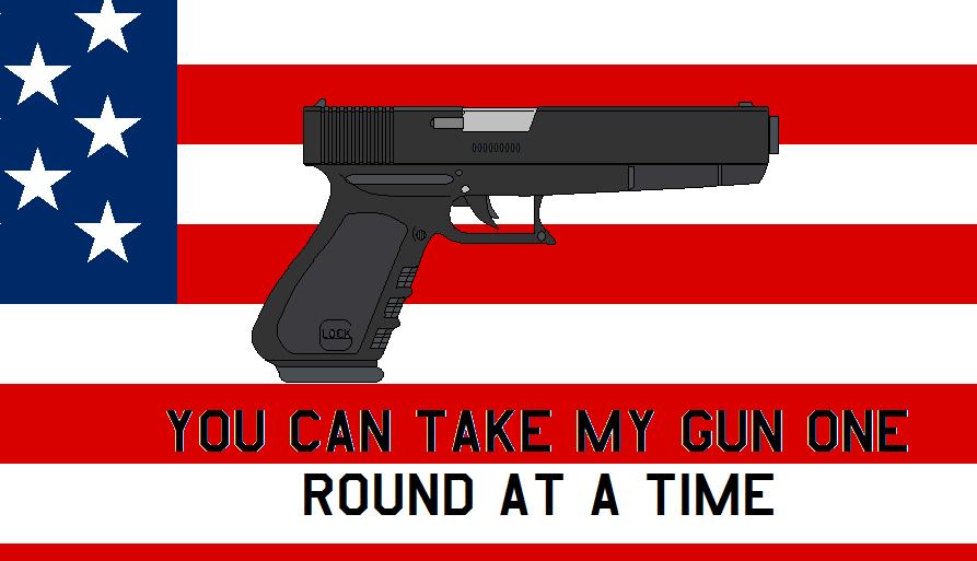you can take my gun by bagera3005