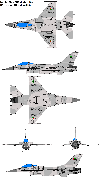 F-16E United Arab Emirates by bagera3005 on DeviantArt