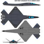 Northrop FB-23 Condor Ghost