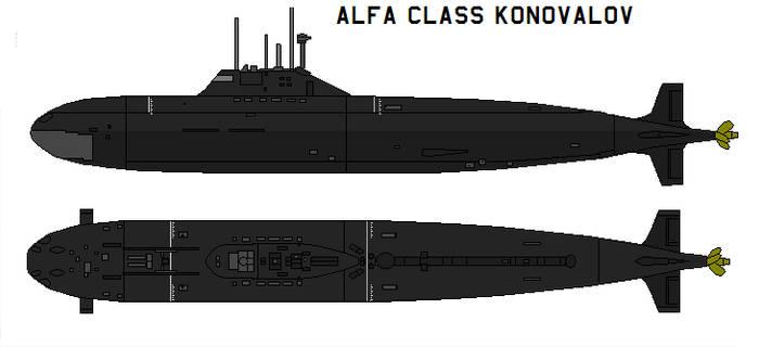 Alfa class Konovalov