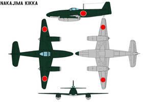 Nakajima Kikka by bagera3005