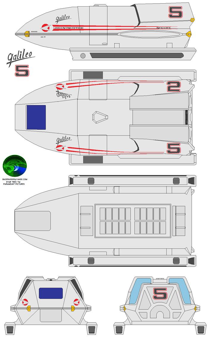 shuttle Galileo 5 by bagera3005 on DeviantArt
