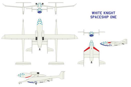 White Knight SpaceShip One