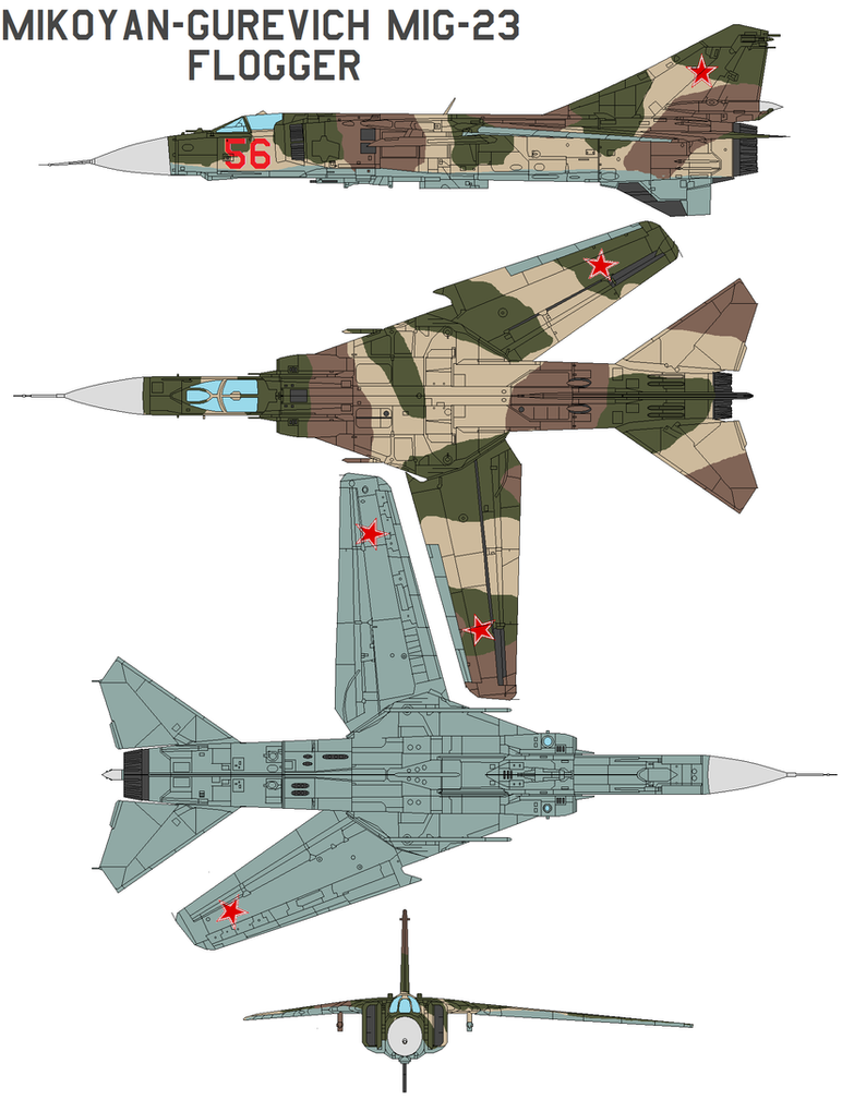 The collapse of the MiG-23 in Belgium in 1989 (4 phototext) 24Warez.Ru 45