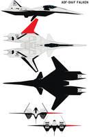 ADF-01AF FALKEN A by bagera3005