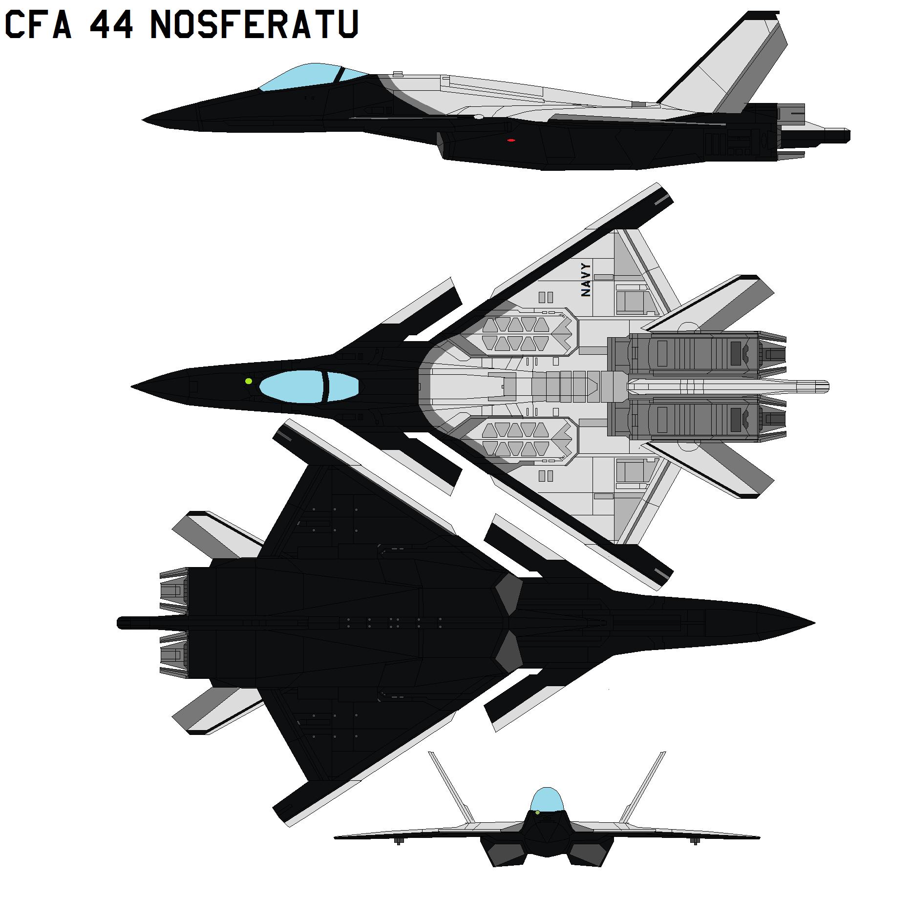 CFA 44 Nosferatu by bagera3005