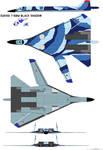 Sukhoi T-6BM Blackshadow
