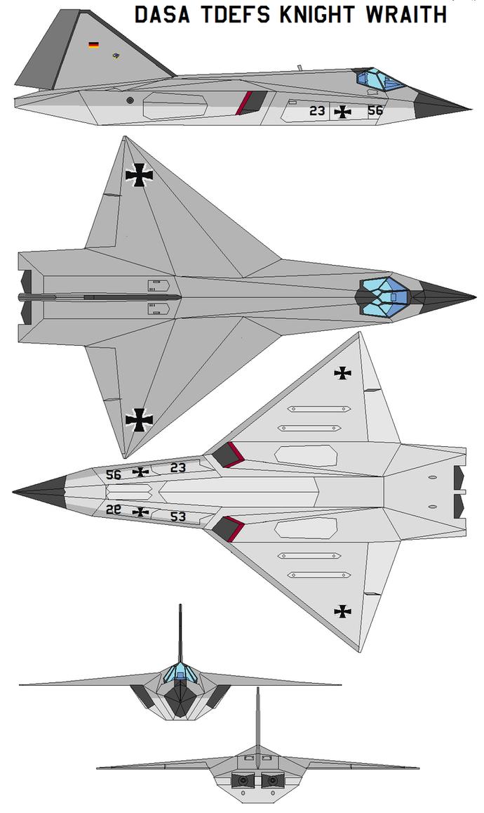 DASA TDEFS Knight Wraith by bagera3005