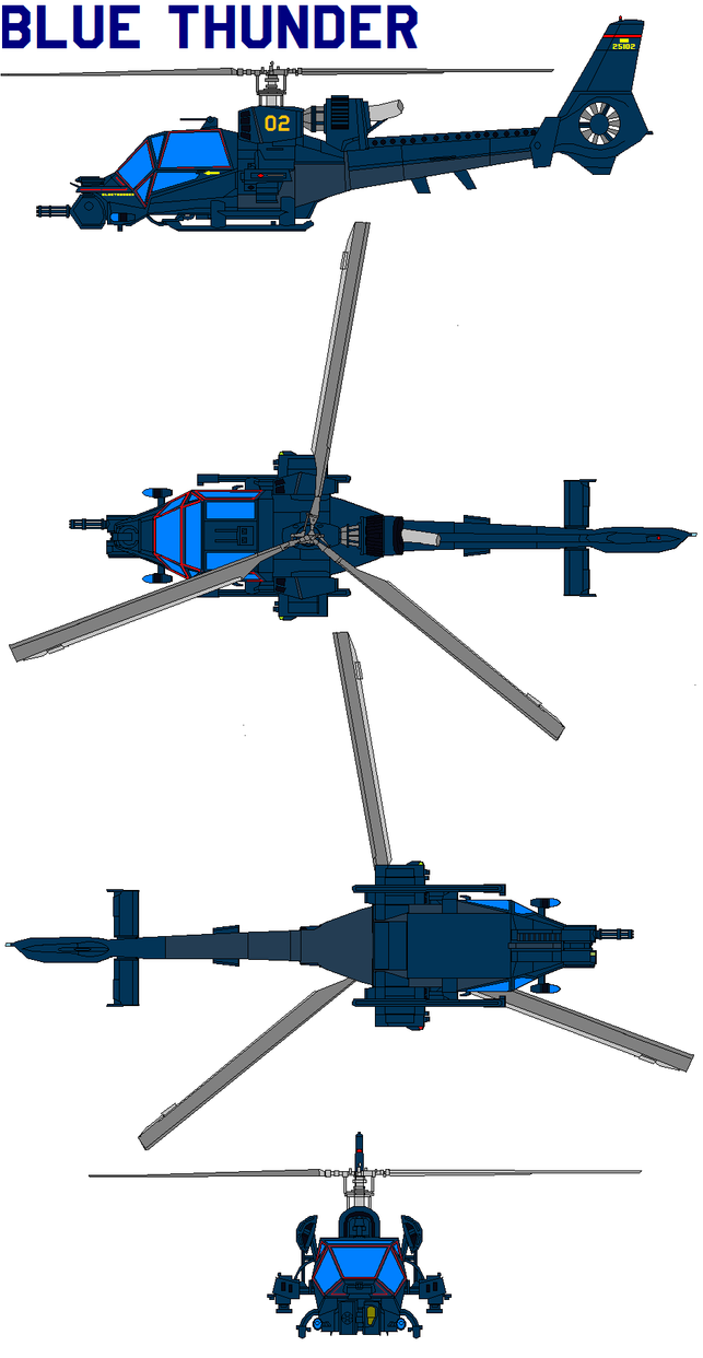 Blue thunder by bagera3005 on deviantart blue thunder by bagera3005 malvernweather Gallery