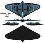 Douglas TR-3B TRINITY