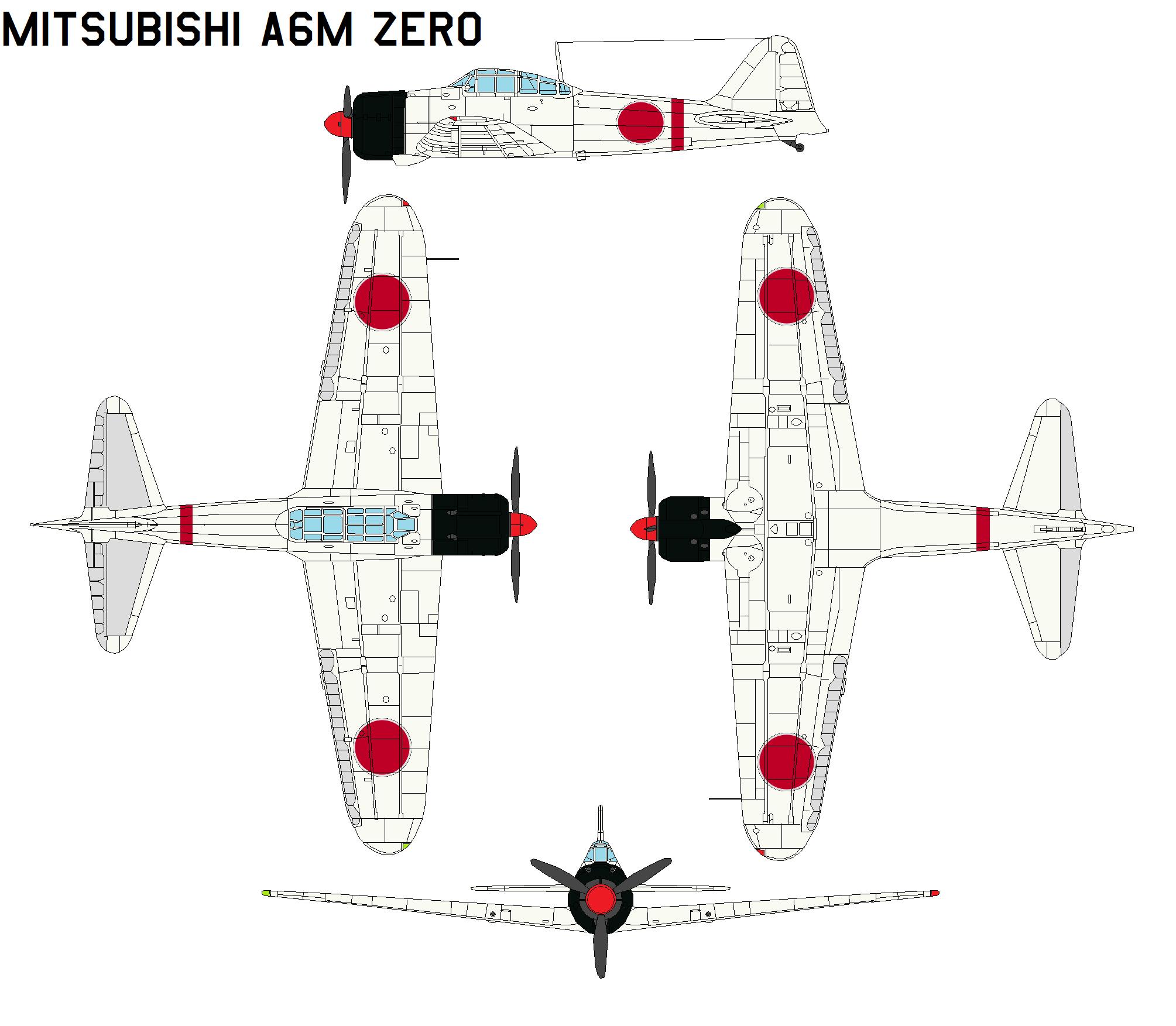 mitsubishi agm zero