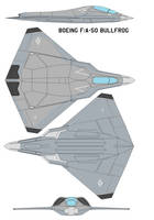 Boeing FA-50 bull frog by bagera3005