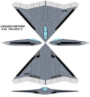 Lockheed A-22  Vigilante 2 by bagera3005