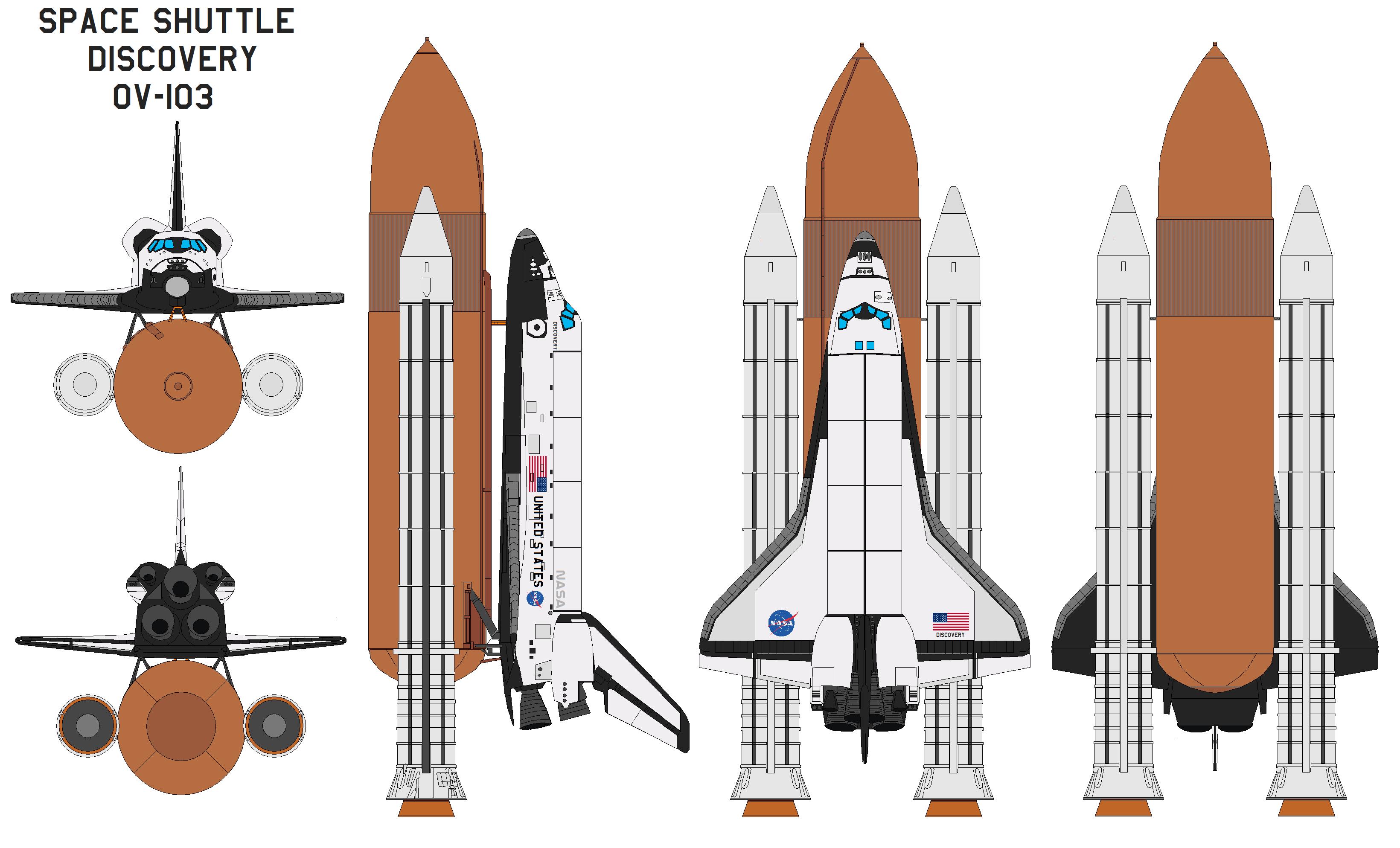 space shuttle fleet names - photo #14