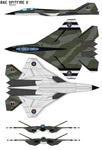 Bae Spitfire 2b D day