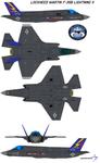 Lockheed F-35B Lightning II