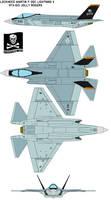 F-35C Lightning II VFA-103