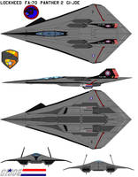 FA-70  Panther 2  GI-joe by bagera3005