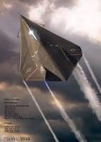 Project XF70A Lockheed Martin