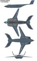 Lockheed Martin C-24 Perseus by bagera3005