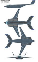 Lockheed Martin C-24 Perseus