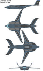 Lockheed Martin MEDUSA kc-124