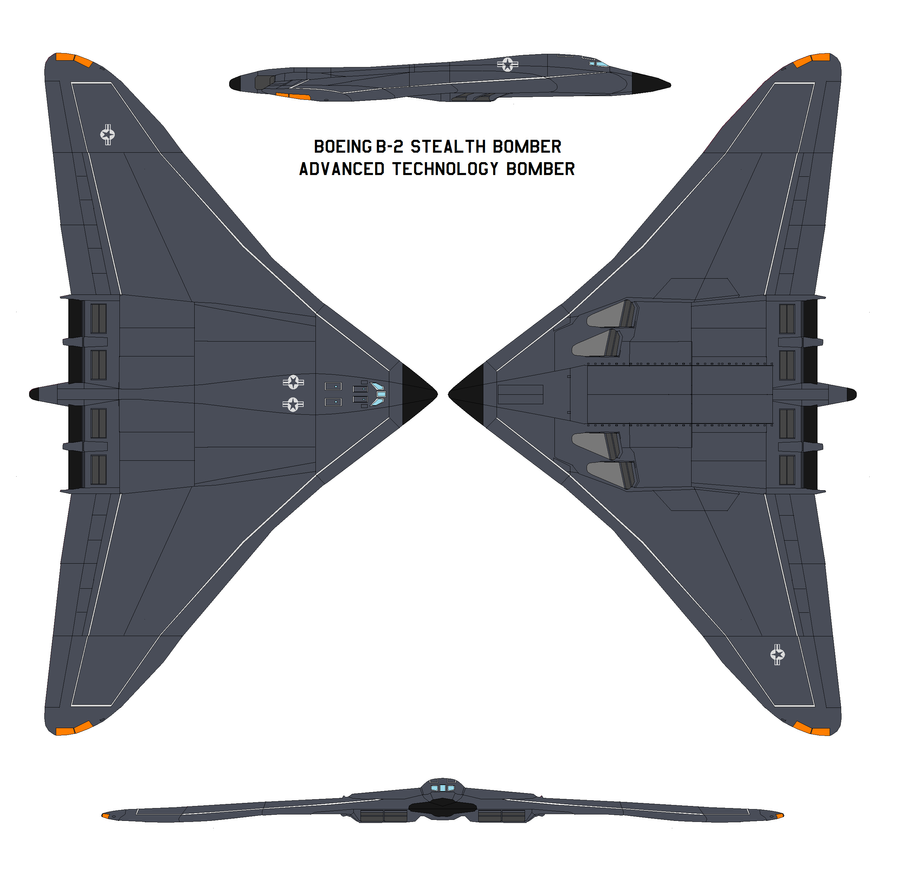 Boeing b-2 ATB by bagera3005