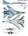 Sukhoi SU-62 firewolf