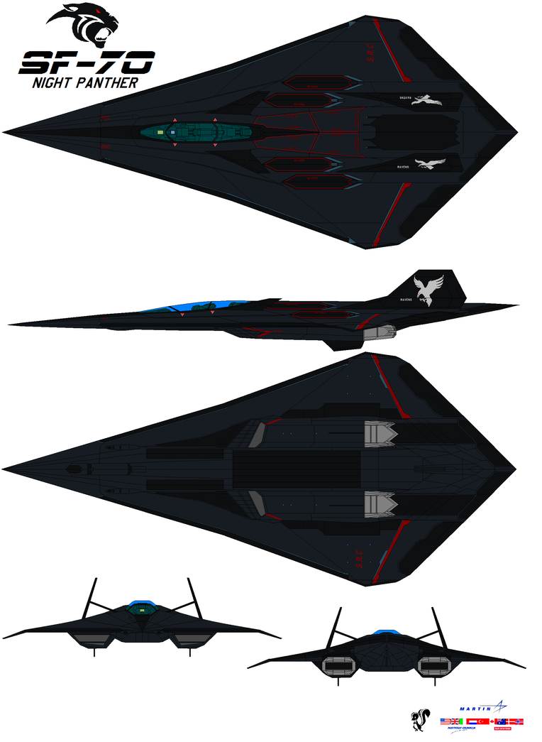 Martin Sr 70 Night Panther By Bagera3005 On Deviantart