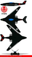Messerschmitt Me 262 HG III HYDRA