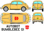 Autobot Bumblebee (G1) Transformers