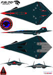 Lockheed  fa-70  Panther 2 1950 navy paint