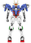 GN-0000 00 Gundam by bagera3005