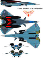 Pacific Aerospace SF-19A/B Phoenix SAP by bagera3005